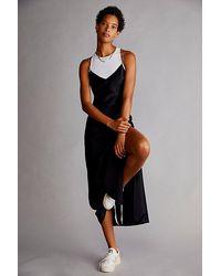 DANNIJO Crystal Strap Dress - Black