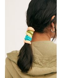 Free People Go The Distance Hair Set - Multicolor