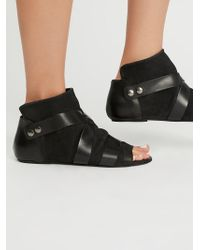 Free People - Long Beach Boot Sandal - Lyst