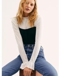 Free People - You Know Me Cami By Intimately - Lyst