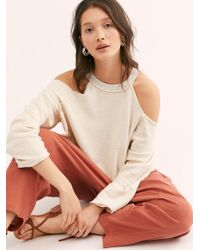 Free People - We The Free Hollywood Pullover - Lyst