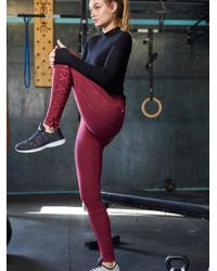 Free People - Pixi Lace Up Legging By Fp Movement - Lyst