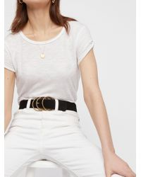 Free People - Third Times A Charm Belt - Lyst