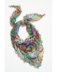 Only Hearts Marcella Triangle Bandana - Multicolour