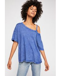 Free People - We The Free Alex Tee - Lyst