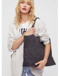 Free People - Lucille Slouchy Tote - Lyst