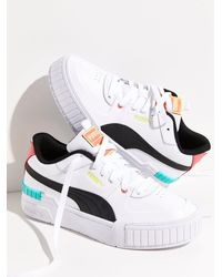Free People Cali Sport Sneakers - White