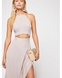 Free People - Bring On The Heat Maxi Dress - Lyst