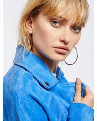 Free People - Accessories Jewelry Earrings Hoop Earrings Essential Tube Hoops - Lyst