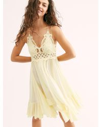 Free People Fp One Adella Slip - Multicolour