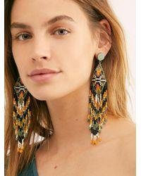 Free People - Waterfall Earrings - Lyst