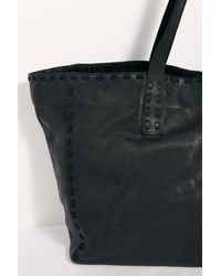 Free People Camille Tote By Fp Collection - Black