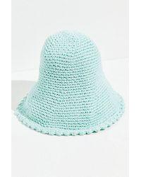Free People Pixie Knit Bucket Hat - Multicolour