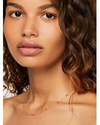 Free People - Tai Tiny Star Delicate Necklace By Tai Jewelry - Lyst