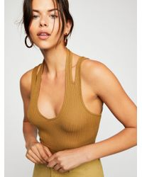 Free People - We The Free Kelly Halter - Lyst