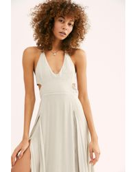 Free People Lille Maxi Dress By Endless Summer - Multicolour