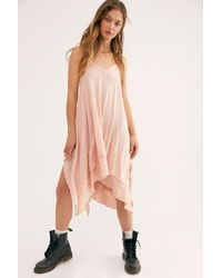 Free People We The Free Hibiscus Tunic - Pink