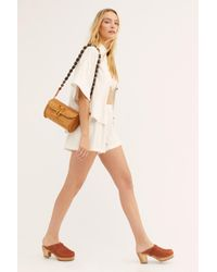 Free People Phoebe Clog By Mia Shoes - Multicolor