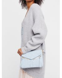 Free People - Laurie Vegan Crossbody - Lyst