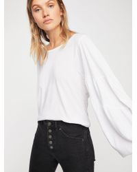 Free People - We The Free Candy Shop Tee - Lyst