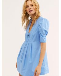 Free People - Adelle Tunic - Lyst