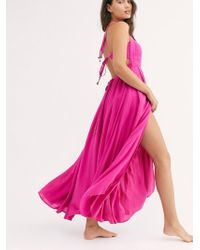 Free People Yes Please Maxi Dress By Endless Summer