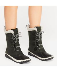 Free People - Out N About Tall Weather Boot By Sorel - Lyst