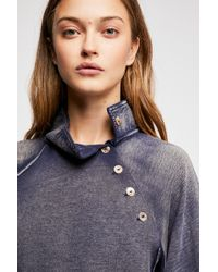 Free People - I Can Be Your Pullover - Lyst