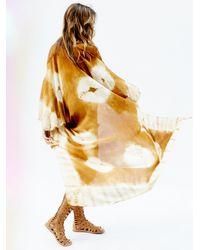 Free People Spellbound Tie Dye Kimono - Multicolor
