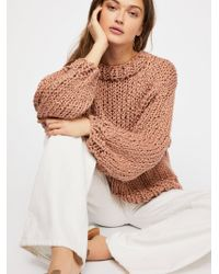 Free People - Summer Sweater - Lyst