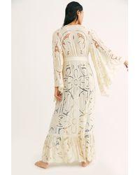 Free People Loveland Kimono - White