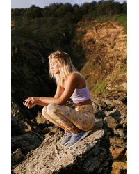 Free People Wild Bloom 7/8 Leggings By Spell And The Gypsy Collective - Multicolor