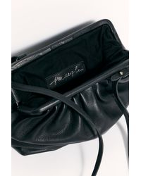 Free People Echo Clutch By Fp Collection - Black