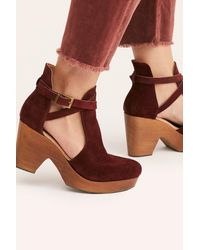 Free People Cedar Clog By Fp Collection - Brown