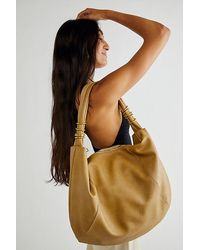 Free People Slouchy Ring Hobo Bag - Multicolour