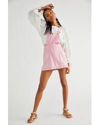 Free People Could This Be Love Skirtall - Pink