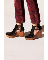 48dbeca310 Free People - Cedar Clog By Fp Collection - Lyst