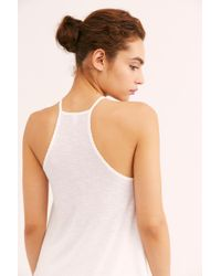 611591705a Lyst - Free People Smock It To Me Tube Top in Black