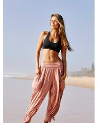 Free People Silver Lining Harem - Multicolour