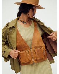 Free People Jackson Harness Bag - Multicolor