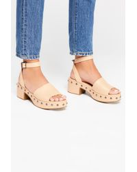 c87ff4b4c9 Free People - Stand By Me Platform Sandal By Seychelles - Lyst