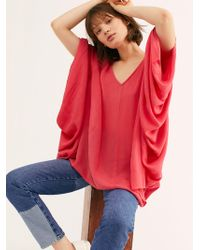 Free People Daphne Tunic By Endless Summer - Pink