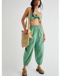 Free People Ticket To Paradise Set - Green