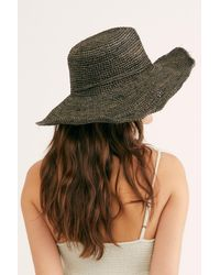 Free People Marley Straw Hat - Green