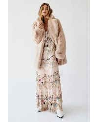 Free People Rosalie Maxi Party Dress - Multicolor