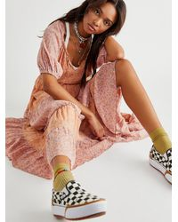 Free People Rae Gown - Multicolor