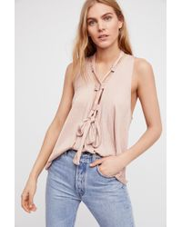 Free People - Here With Me Cami By Intimately - Lyst