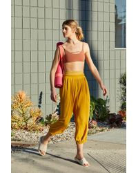 Free People - Emery Pant - Lyst