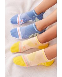 Free People - Lots To Say Movement Sock By Stance - Lyst