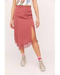 d634ba4d7 Free People - Hey You Half Slip By Intimately - Lyst